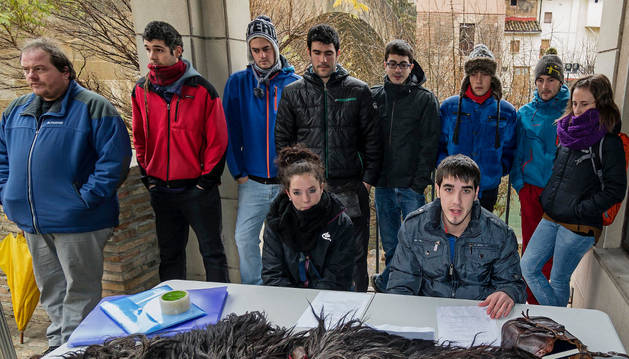 La comisión de carnaval pide utilizar el frontón Lizarra