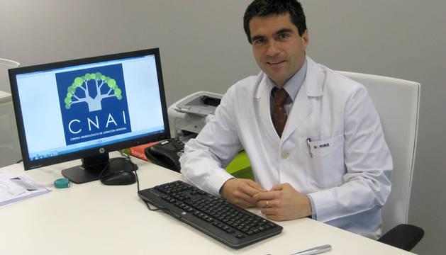 Manuel Murie, director médico de CNAI