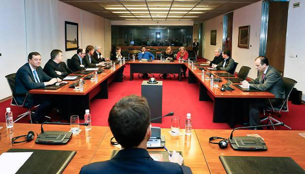 Sergio Sayas presidirá la Comisión de Investigación de CAN