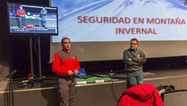 La Guardia Civil rescató en 2013 a 61 víctimas de accidentes de montaña