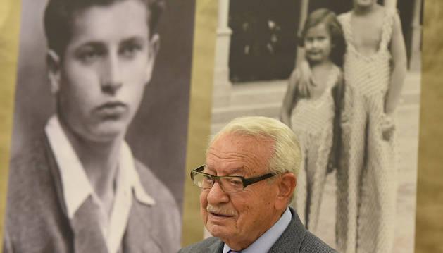 Jack Mandelbaum, superviviente del campo de concentración