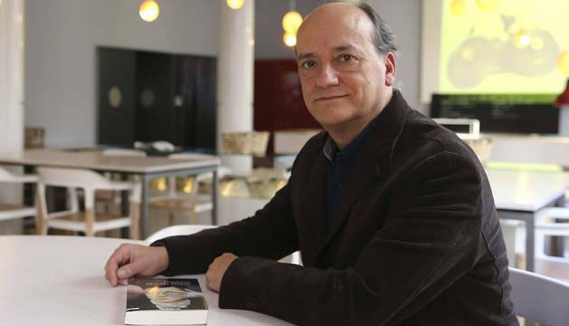 El escritor vallisoletano Gustavo Martín Garzo.