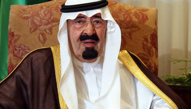 Muere a los 90 años el rey saudí Abdalá bin Abdulaziz