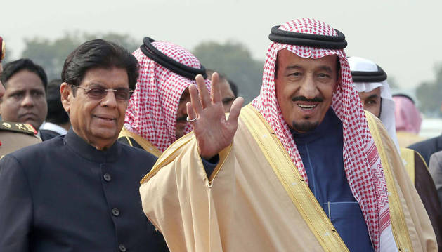 Salman bin Abdulaziz, nuevo rey de Arabia Saudí, tras la muerte de su hermano