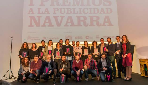 Los I Premios a la Publicidad Navarra reconocen a 6 agencias