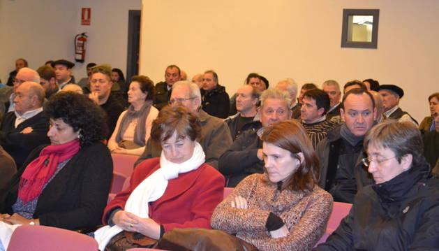 El sindicato del regadío sale en defensa del canal de Mendavia