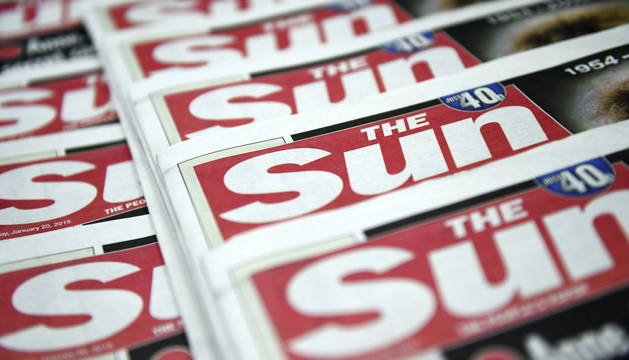 The Sun recupera el toples de su polémica 'Página 3'