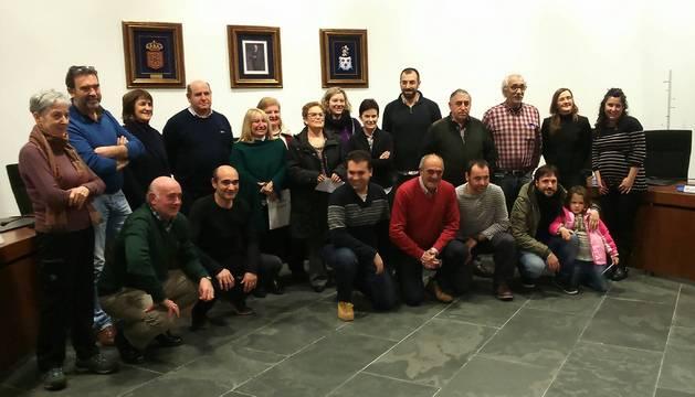 Zizur Mayor reparte un total de 10.000 euros entre doce ONG