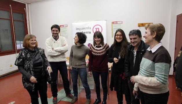 I-E buscará un pacto de izquierdas en Tudela tras las elecciones para desbancar a UPN-PP