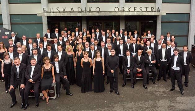 La OSE dedicará a Sibelius  su VI concierto de abono en Baluarte