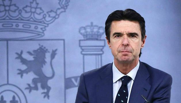 José Manuel Soria, ministro de Turismo