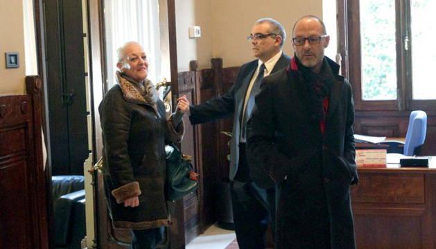La mujer y los hijos de Villa Fernández se niegan a declarar