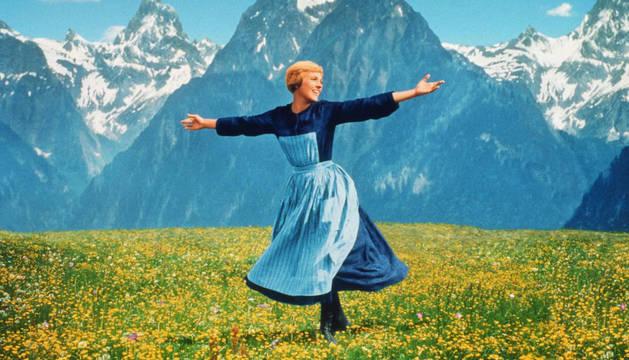 Se cumplen 50 años de la película 'Sonrisas y Lágrimas'
