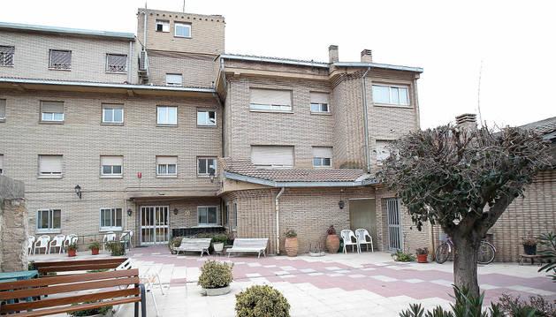 Una imagen de la residencia de la Fundación Carmen Bellido de Cortes.