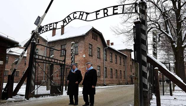 Se cumplen 70 años de la liberación del campo de concentración de Auschwitz.