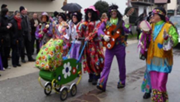 Carnavales de Betelu