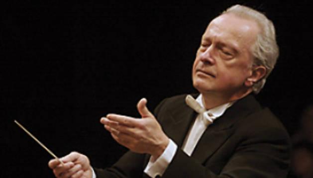 El director Antoni Wit