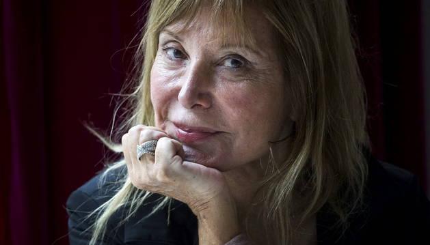 La escritora Pilar Eyre.