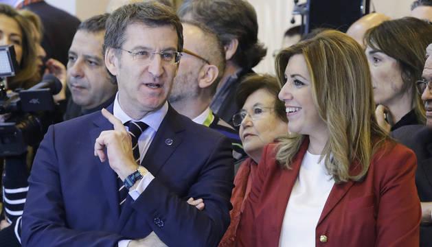 Susana Díaz no pactará ni con PP ni con Podemos para formar gobierno