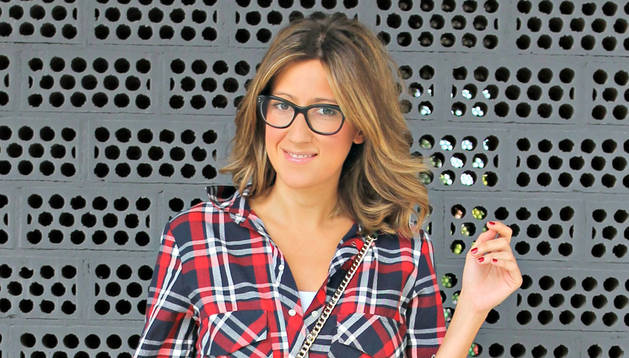 Ane Hernando, fundadora de Look & Chic