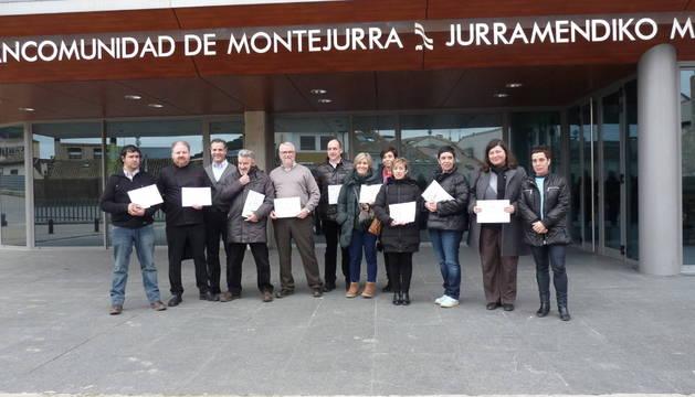 Mancomunidad asume el proyecto del trazado del Vasco Navarro