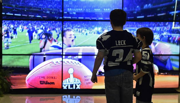¿Va a la Super Bowl?: