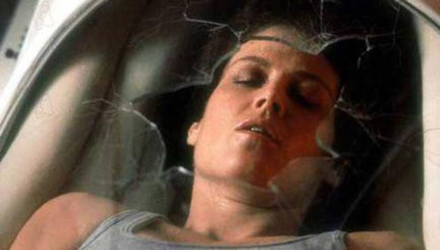 Sigourney Weaver, protagonista de 'Alien'