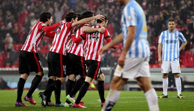El contragolpe lleva al Athletic a semifinales de la Copa del Rey