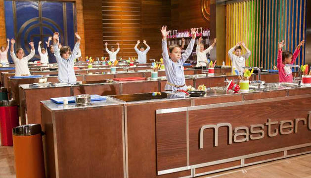 TVE estudia emitir 'Masterchef Junior' en horario infantil
