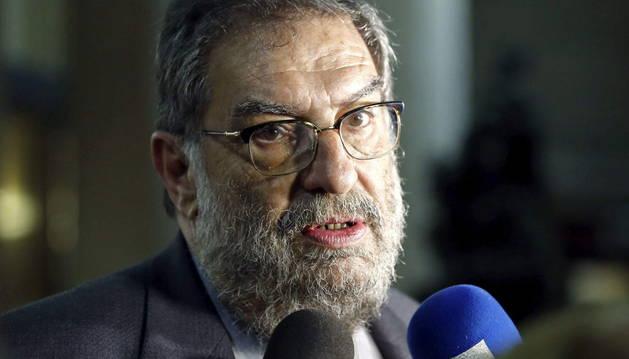 El presidente de la Academia del Cine, Enrique González Macho