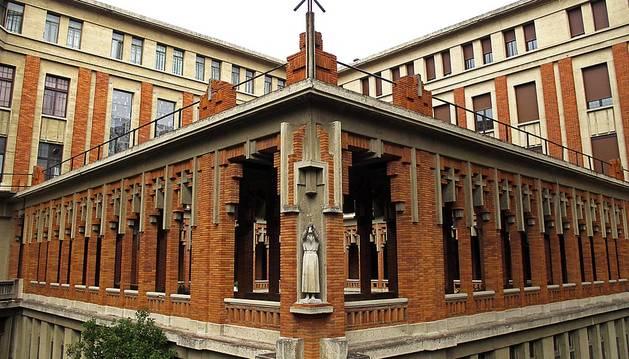Una sentencia respalda el colegio del Arzobispado en el Seminario