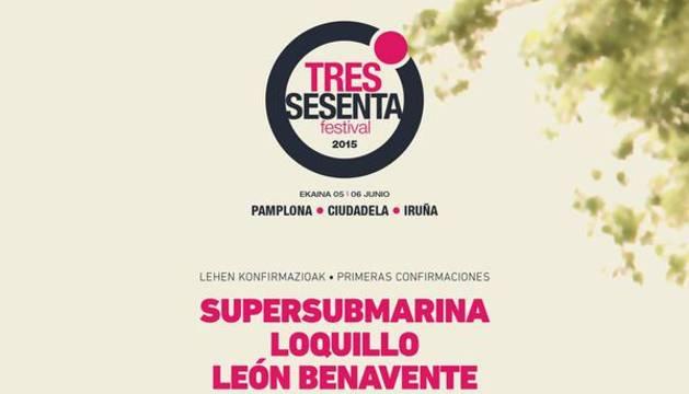 Supersubmarina, Loquillo y Arizona Baby, en el 'Tres Sesenta Festival'