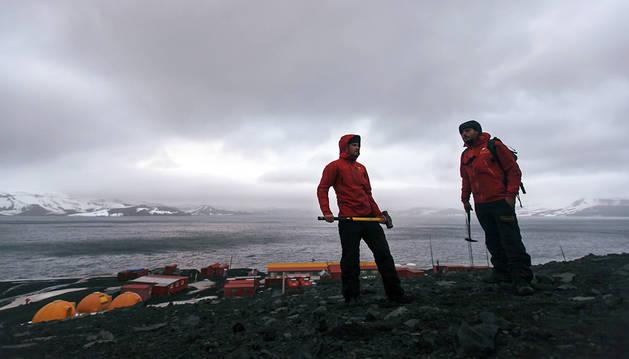 La Antártida, un laboratorio del cambio climático