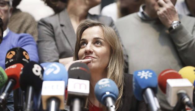 Tania Sánchez deja IU para no ser