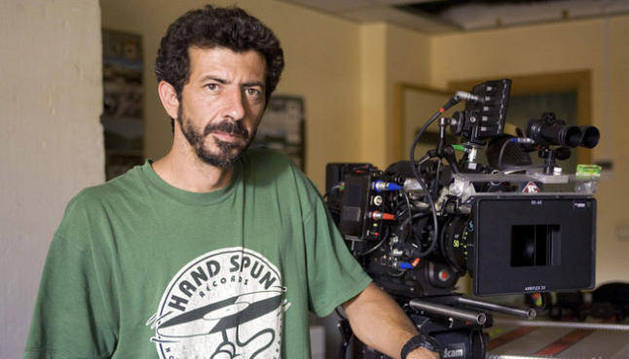 Alberto Rodríguez, director de 'La isla mínima'.