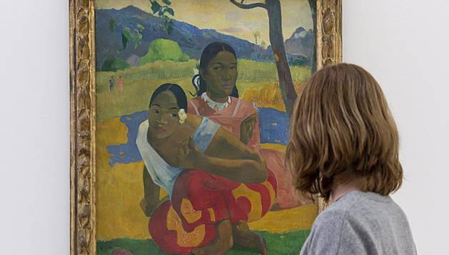 'Nafea faa ipoipo', de Gauguin