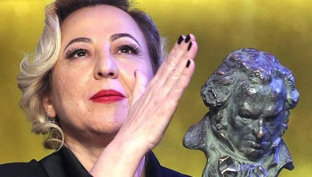 Imágenes de la gala de los Goya
