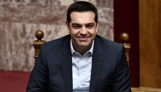 Tsipras mantiene sus promesas y dice que el acuerdo depende de los socios