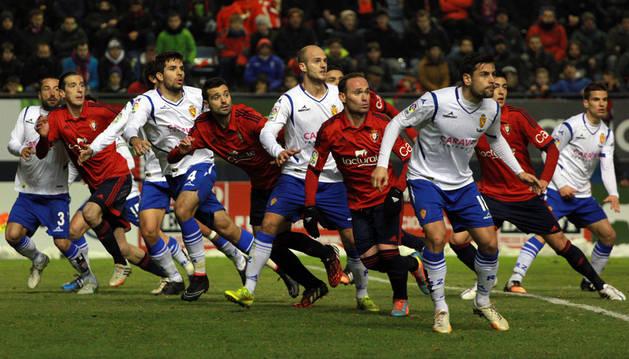 Osasuna-Zaragoza (II)