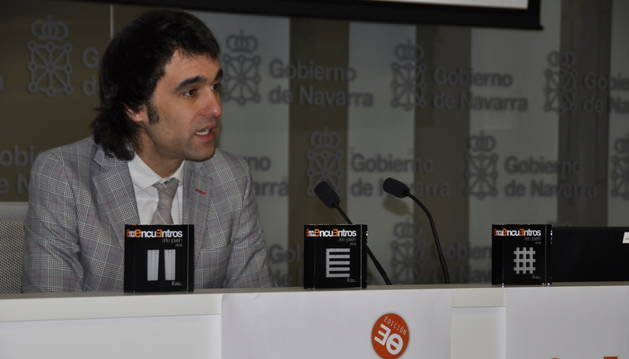 Ángel Ansa presenta la edición número 30 de los Encuentros de Arte Joven