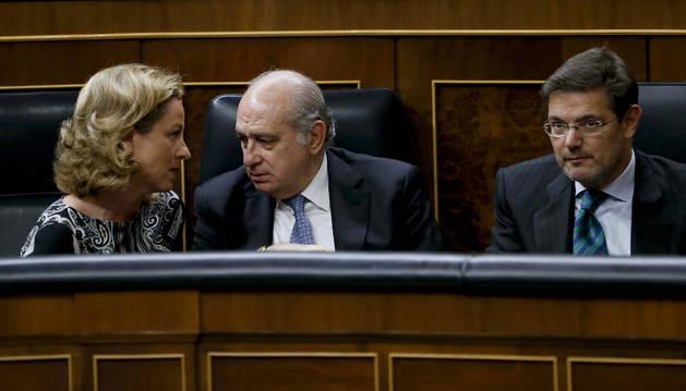 La oposición llama chapuza al pacto de PP y PSOE contra el terrorismo