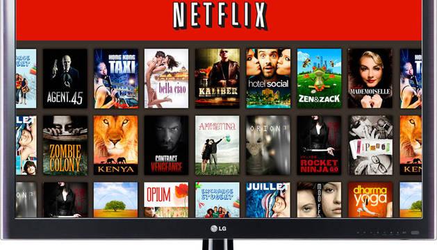 El canal online Netflix.