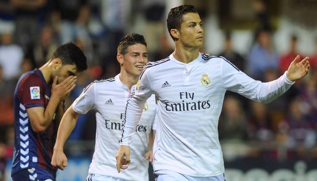 James y Cristiano, candidatos al Laureus