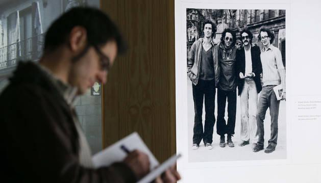El universo creativo de Roberto Bolaño, en una exposición