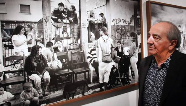 Jordi Socias muestra en Barcelona lo que la gente no ve