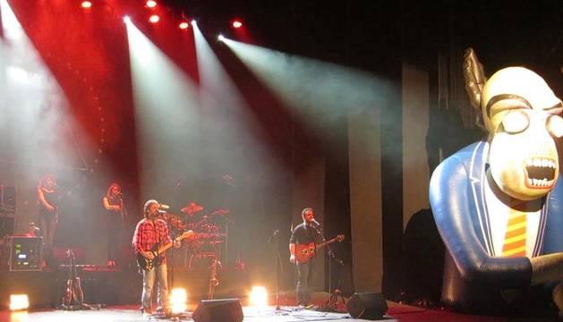 La música de Pink Floyd, en el Auditorio Barañáin