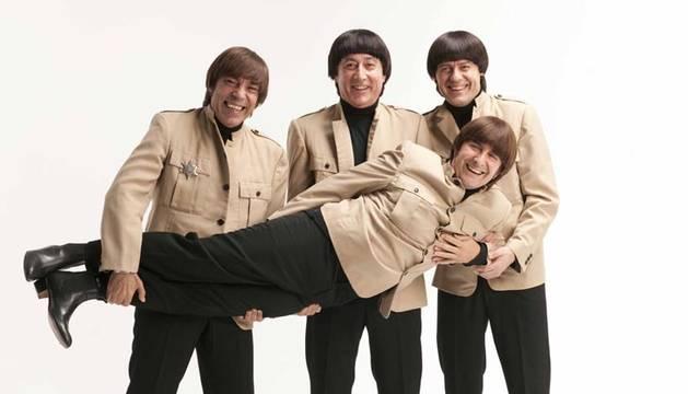 Tributo a The Beatles en el Zentral con Abbey Road