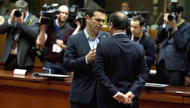 Comienza la cumbre de la UE tras el alto el fuego de Minsk