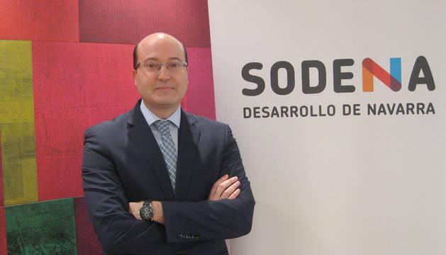 Carlos Fernández Valdivielso, gerente de Sodena