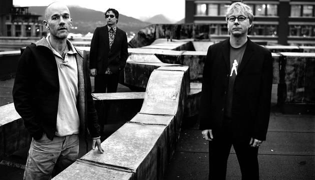 Documental exclusivo sobre R.E.M. en la MTV